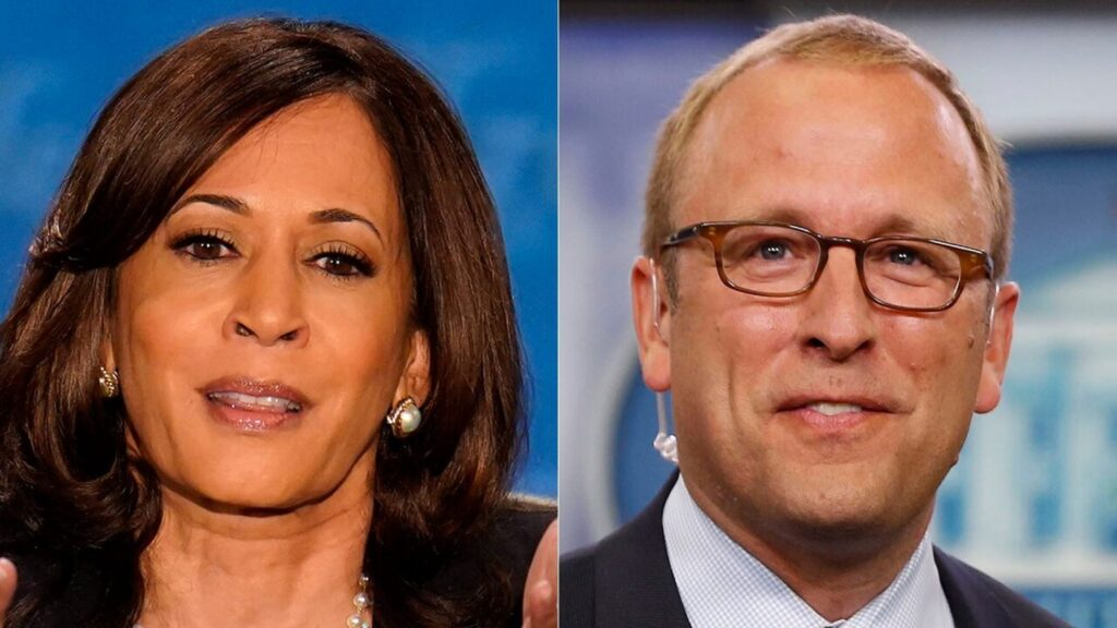 Radio host fired for using certain word to describe Kamala