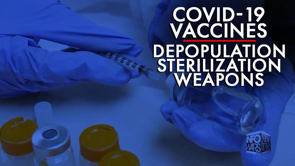 Don't. Take. the. COVID-19. Vaccine. Ever!